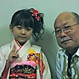 梨桜ちゃんと坂田さん