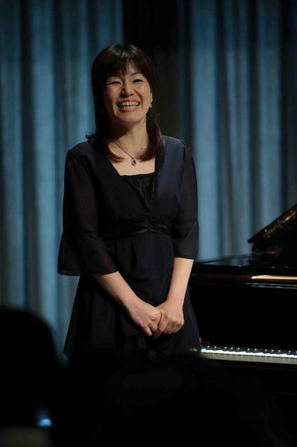 木下由香さん(ピアノ)