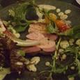 マグレ鴨胸肉とフォアグラのテリーヌ 鎌倉野菜とご一緒に