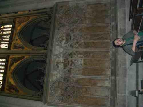 ケルン大聖堂の中7