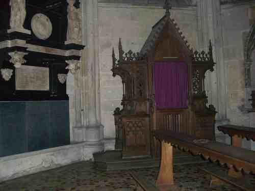ケルン大聖堂の中11