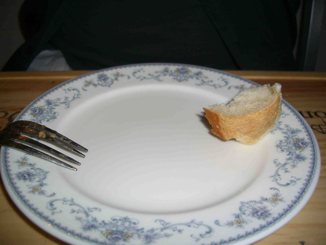 イル・ド・フランスで使われていたお皿
