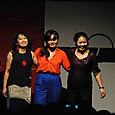 Michiyo Yagi, Okkyung Lee, Xu Fengxia