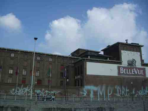 ビール工場跡地